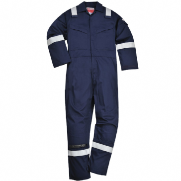 FR21 - SUPER LIGHT WEIGHT ANTI-STATIC COVERALL 210GM